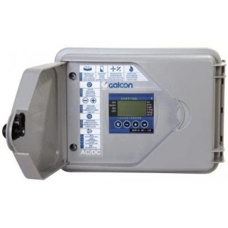 Galcon 9 & 12 Station Outdoor Irrigation Controllers Galcon Twelve Station Outdoor Wall Mount Irrigation, Misting and Propagation Controller - 80512S (AC-12S) (3/Cs)