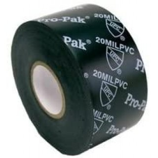 20 Pack - Orbit 2 Inch x 50 Foot Metal Pipe or Conduit - Pipe Wrapping Tape
