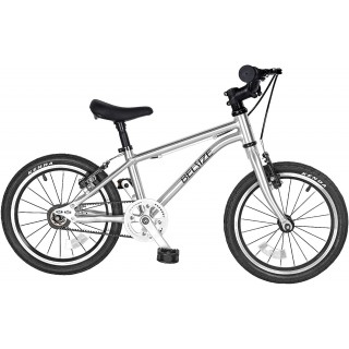 BELSIZE 16-Inch Belt-Drive Kid's Bike, Lightweight Aluminium Alloy Bicycle(only 12.57 lbs) for 3-7 Years Old